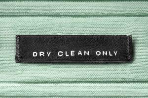 dry cleaning là gì